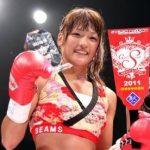 女子格闘家RENA ~ルックスと強さを兼ね備えた立ち技格闘技最強女子~